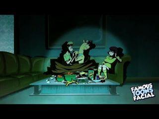 Scooby Doo Dibujos Animados Escena De Sexo