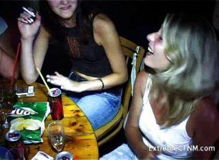 Dicks Afortunados En Una Fiesta Caliente De La Cogida