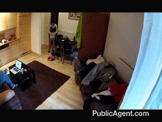 Video Casero Publicagent En Una Habitación De Hotel