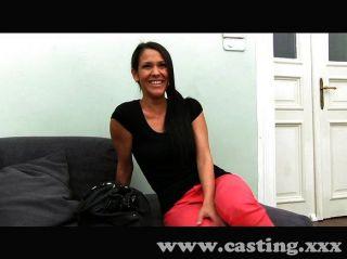 Sexy Aficionado Español Folla En El Casting