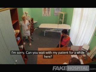 Fakehospital, Doctor, Enfermera, Disfrutar, Paciente