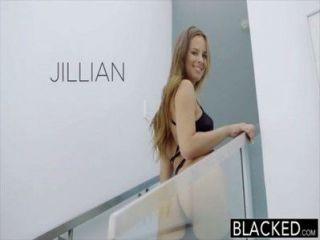 Janson Jillian Blacked 18yr Tiene Sexo Anal Con Bbc
