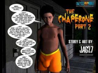 3d Cómico: La Chaperona.episodio 2