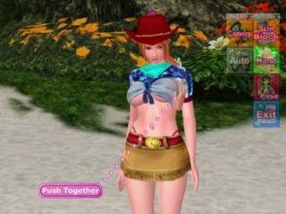 Juego De Hentai Juego De Playa Sexy 3