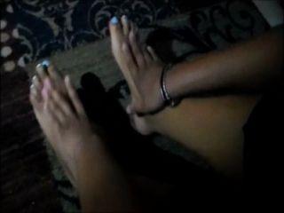 Primera Vez Ebonyfootjob Virgin Feet