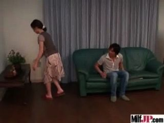 Japanese Sexy Hot Milf Obtener Jodido Vid Duro Http: // Japan Adult.com/xvid
