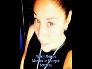 Profesor Mexicano Nallely Moreno Mateos Desnudo Y Jodido
