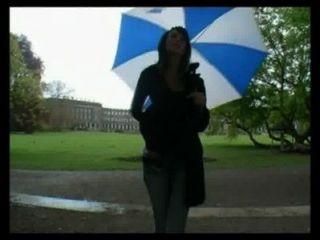 Promenade I Regnet