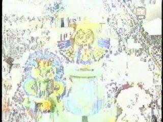 Feiticeira Joana Prado Con Un Buceta De Foros No Carnaval De 2000 Vai Vai