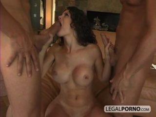 Tres Chicas Calientes Obtener Follada Por Dos Chicos Con Grandes Dicks Gb 3 04