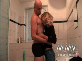 Mmv Películas Alemanas Amateur Pareja Sexo En El Baño