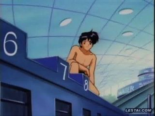 Anime Lesbianas Bajo El Agua Joder