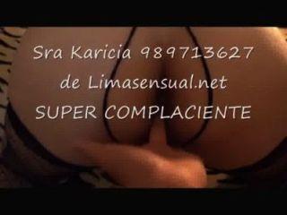 Sra Karicia En Perrito De Limasensual