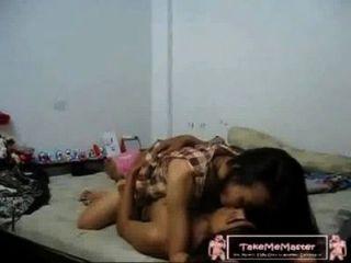 Video De Sexo Casero Malay Chica De La Escuela Follando En Varias Posiciones Con Bf