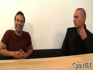 Estimulación Oral Indecente Para Gay Alegre
