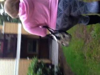 Teaser: White Girl Booty Leggings Como Video Para Videos De Ella!