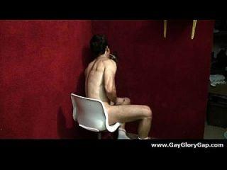Gay Hardcore Gloryhole Sexo Porno Y Gay Desagradable Handjobs 15