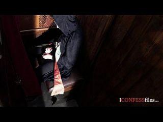 Confessionfiles: Día De Sienna Gargantas Profundas El Sacerdote