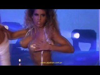 Cinthia Fernandez Hot Slow Motion Hd