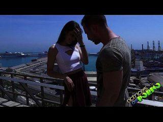 El Falo De Barcelona Sexo Público