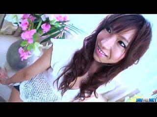Seraka Hayakawa Va Salvaje En La Polla En El Show De Pornografía áspera