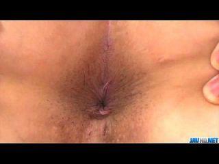 Yumi Tanaka Obtiene Coño Afeitado Y Luego Jodido
