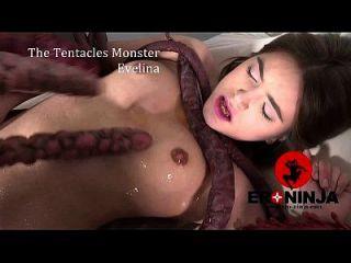 Los Tentáculos Monstruo Evelina Darlina