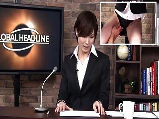 Lector De Noticias Japonesa Real