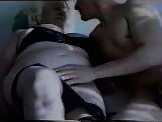 Abuela Alemana Madura Oma Sexo