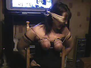 Tit Azotando A Mi Esposa Puta