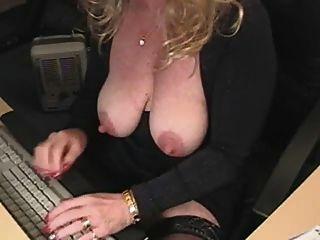 43 Años Kinky Mom Silvia Juega Para Cam