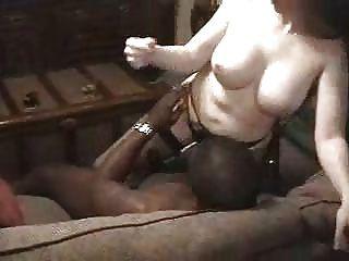 Sexy Esposa Pelirroja Ama Esa Polla Negra Grande # 3.eln