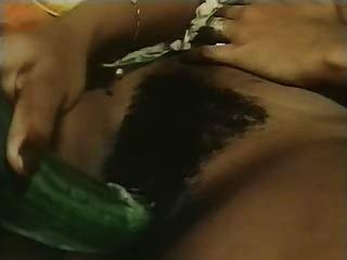 Vintage 70s Alemán Schwarzes Fieber (fiebre Negra) Cc79