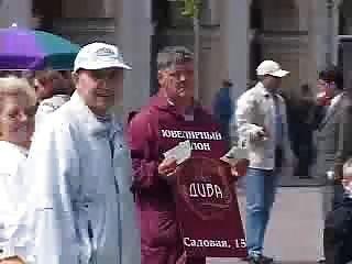 Rusos Locos Sexo Público Extremo
