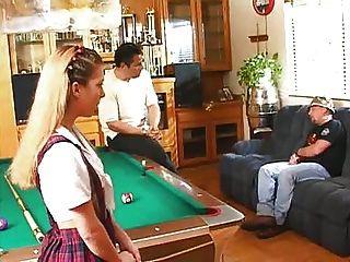 Babysitter Sabrina Jade Hace Papá M27