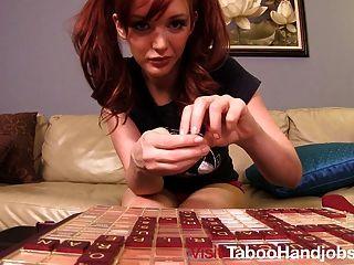 Scrabble Sucio Con Veronica Ricci Jerk Off Instrucción