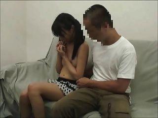 Chico Japonés Y Gf Ver Porno Juntos Subtitulado