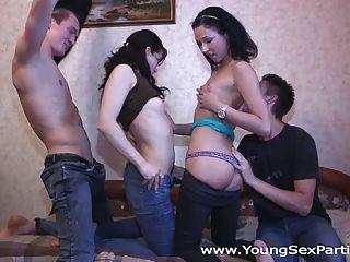 Swing Hace Que Los Adolescentes Quieran Sexo Swinger