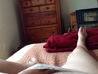 Masturbándose Bajo Mis Bragas, Increíble Orgasmo