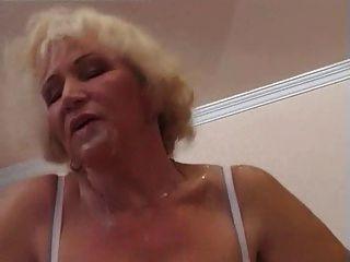 Abuelita Norma Gangbang