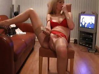 Gran Orgasmo En La Webcam