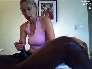 Mujer Madura Masturba Bbc