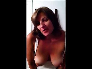 Sucio Hablar Milf Auto Masturbación Compilación