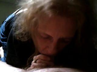 Abuela Chupar Polla Como Loco