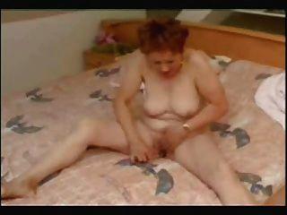 Increíble Orgasmo De Mujer Mayor!