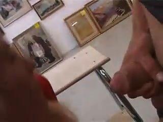 In Der Kunsthandlung Gefickt (danés)