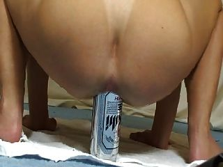 Lata De Cerveza Elmer 50cl En Culo + Gape