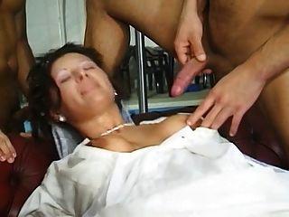 Orgía De Novia