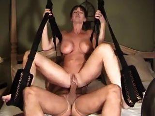 Milf Y Su Sexo Swing