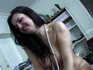 Sexy Milf Español Y Chico Joven